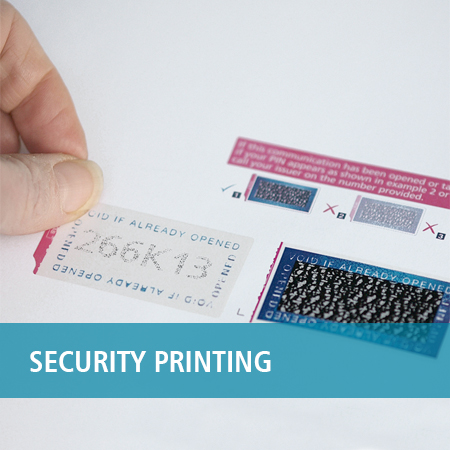 printing and security